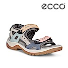 ECCO OFFROAD 越野亮彩戶外運動涼鞋 限定色 女-彩色