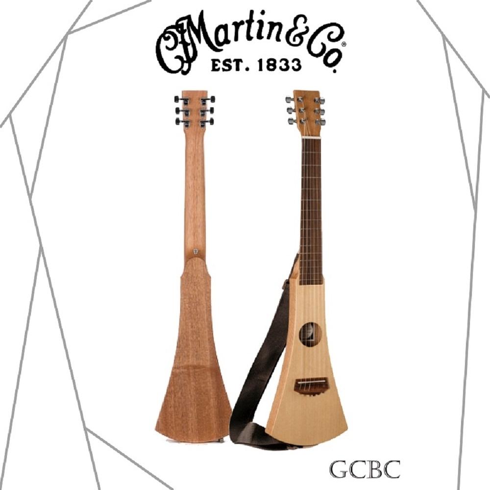 Martin GCBC古典木吉他/旅行吉他/贈超值配件包