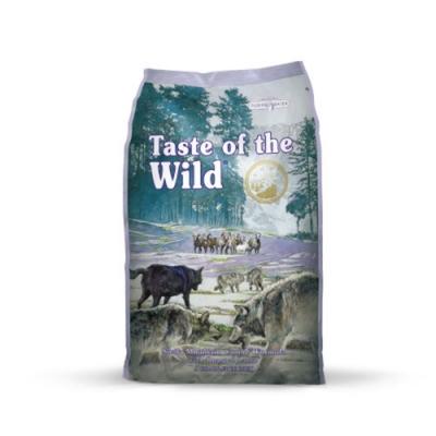 美國Taste of the Wild海陸饗宴-塞拉山燻烤羔羊(愛犬專用無榖山珍) 5.6kg(12.35LBS)
