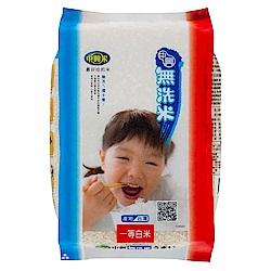 中興米 無洗米