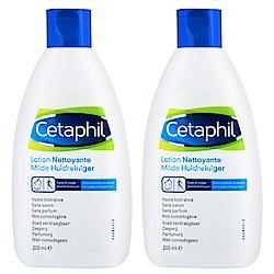 Cetaphil舒特膚 溫和潔膚乳200ml(2入特惠)