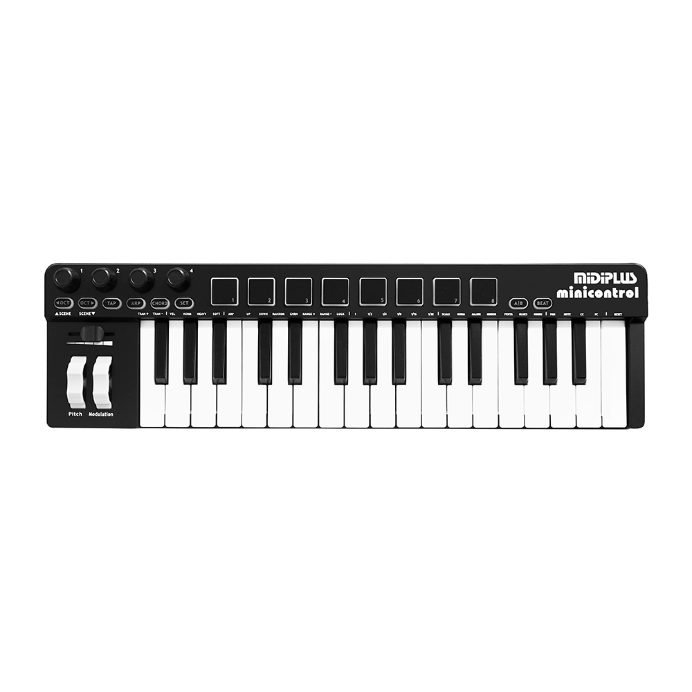 MIDIPLUS minicontrol 32鍵USB MIDI主控鍵盤
