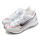 Nike 慢跑鞋 W Zoom Fly 3 女鞋 訓練 避震 白 黑彩色 漸層 氣墊 AT8241102 product thumbnail 1