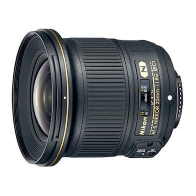 Nikon AF-S 20mm F1.8G ED 超廣角定焦鏡頭(公司貨)