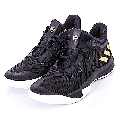 ADIDAS-D ROSE MENACE 3 男籃球鞋-黑