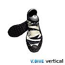 V.DIVE MACAROON超彈力透氣潛水鞋 黑