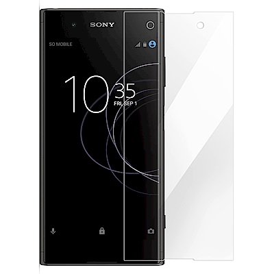 Metal-Slim SONY Xperia XA1 Plus 9H鋼化玻璃保護貼