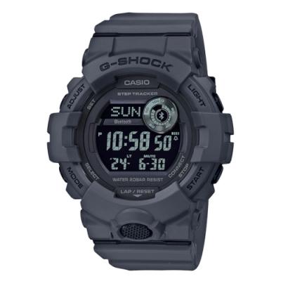 CASIO卡西歐 新款藍芽連線運動錶(GBD-800UC-8D)