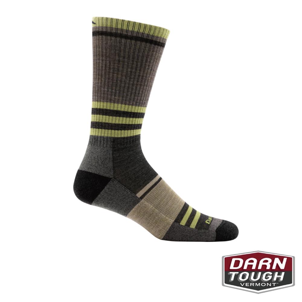 【美國DARN TOUGH】男羊毛襪SPUR BOOT健行襪(2入隨機)