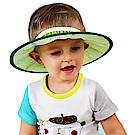 JoyNa 嬰兒洗頭帽子水果圖案可調節洗髮帽 剪髮帽-2入
