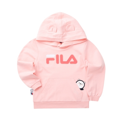FILA KIDS #WONNIE系列小童帽TEE-粉色 1TET-8457-PK