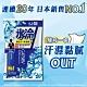 GATSBY 體用抗菌濕巾(極凍冰橙)10張/包 product thumbnail 2