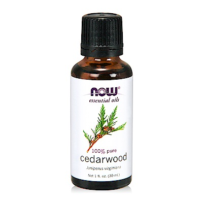 NOW Cedarwood Oil天然雪松精油(30 ml)