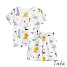 兒童  可愛恐龍居家服 TATA KIDS