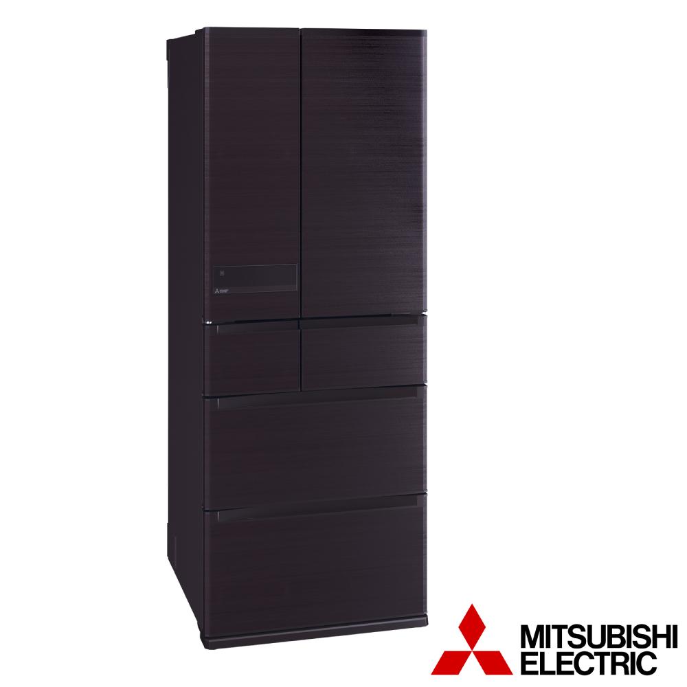 MITSUBISHI三菱 605L 1級變頻6門冰箱 MR-JX61C-RW/N/W