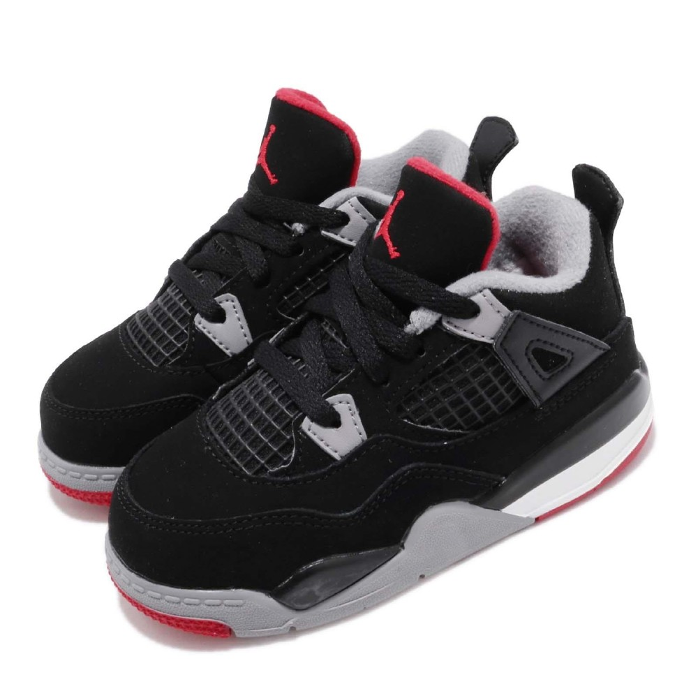 Nike 休閒鞋 Jordan 4代 TD 童鞋