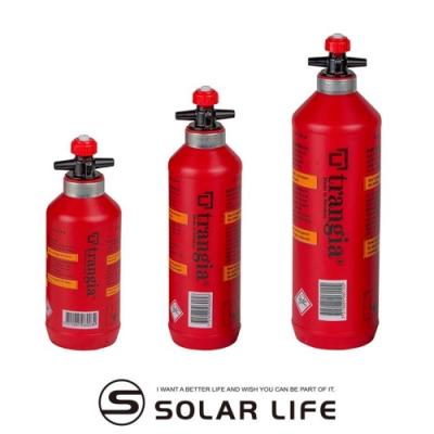 瑞典Trangia Fuel Bottle 燃料瓶 (經典紅)0.5L.汽油瓶燃油罐