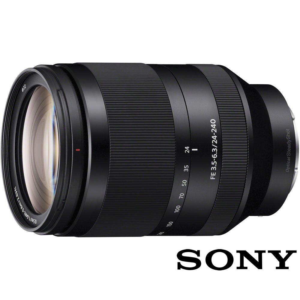 SONY FE 24-240mm F3.5-6.3 OSS SEL24240 公司貨