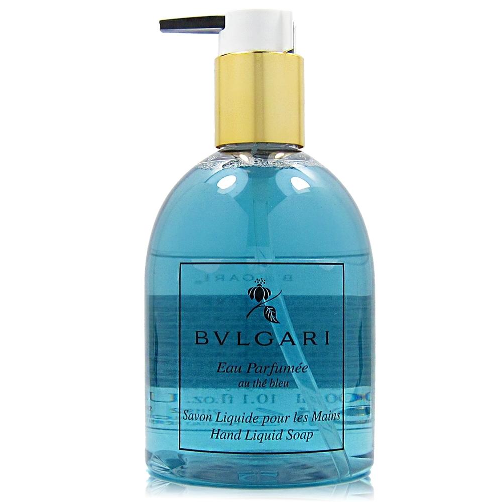 BVLGARI寶格麗 洗手皂液(藍)300ml