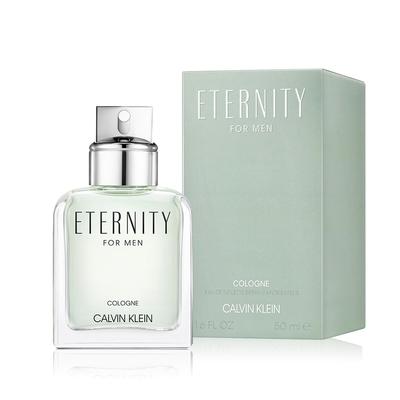 Calvin Klein ETERNITY FOR MEN 永恆瞬間男性古龍水50ml EDC-香水公司貨