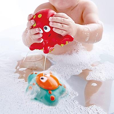 德國Hape愛傑卡 章魚與海星