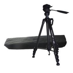 YINGNUOST 三維雲檯鋁合金防滑腳墊專業腳架 BY-558s*(平輸中文)
