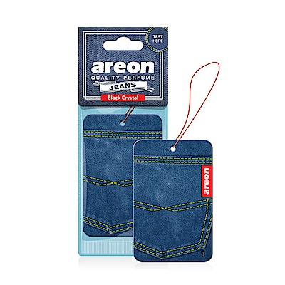 AREON歐洲進口香氛 - 片型牛仔系列