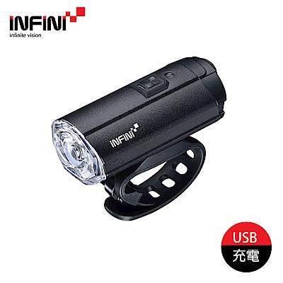 INFINI 智能控光自行車前燈 I-282P 黑色