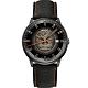 MIDO美度 Commander Gradient香榭系列 煙黑漸層機械腕錶 M0214073741100/40mm product thumbnail 1