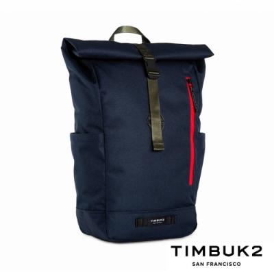 Timbuk2 Tuck Pack 捲式 15 吋電腦後背包 - 海軍藍