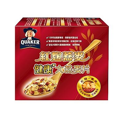 桂格 紅麴蕎麥健康大燕麥片(1500g)