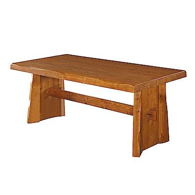 Bernice-賽拉全實木6尺餐桌-180x90x75cm