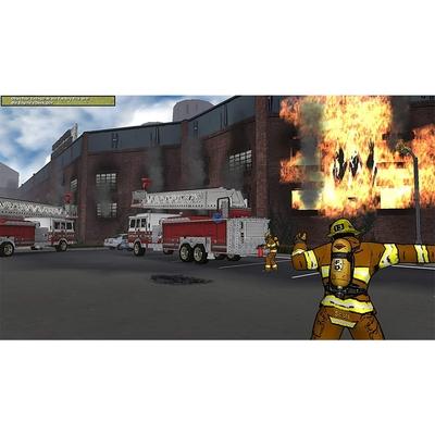 火場英雄 消防員 Real Heroes Firefighter- PS4 英文美版