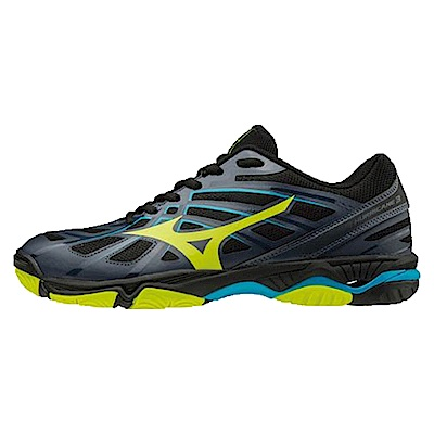 MIZUNO WAVE HURRICANE 3 男排球鞋 V1GA174047