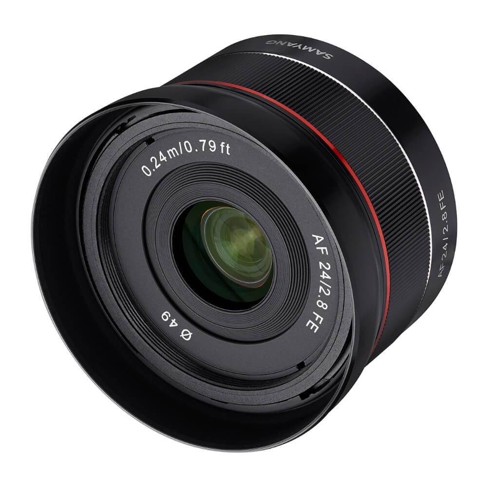 SAMYANG AF 24mm F2.8 FE E-Mount 自動對焦(公司貨)