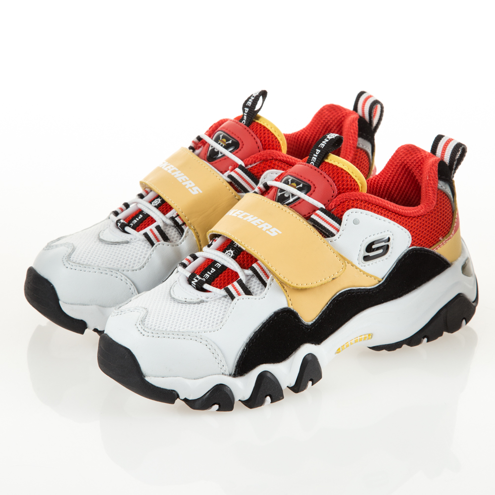 SKECHERS 童鞋 DLITES 2.0 航海王-魯夫款 664211LWRDB