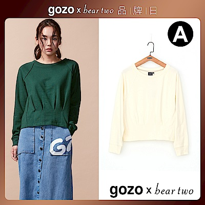 gozoxbeartwo造型設計上衣(四款任選)