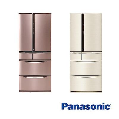 Panasonic國際牌 601公升 六門 變頻電冰箱 NR-F602VT 日本製