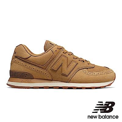 New Balance 復古鞋 ML574LED-D 中性 駝