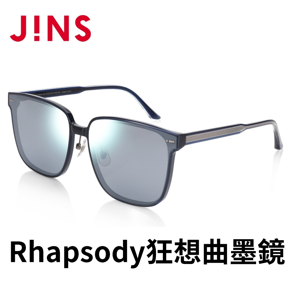 JINS Rhapsody 狂想曲METHODIC SENCE墨鏡(AMRF21S046)海軍藍