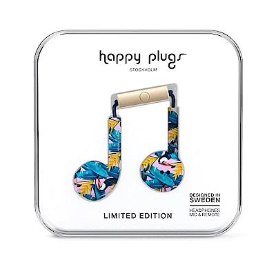 Happy plugs 極致耳塞式耳機 - 熱帶雨林大嘴鳥