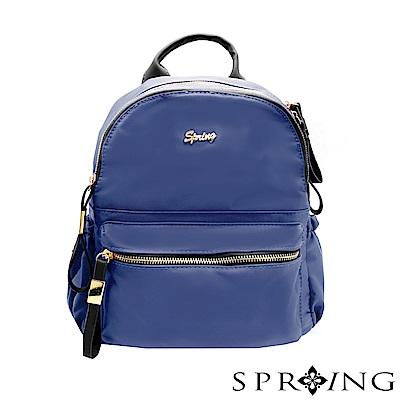 SPRING-偶然相遇的輕量後背包-寶石藍