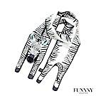 FUNNNY 日本同步流行動物造型 包包配飾/絲巾