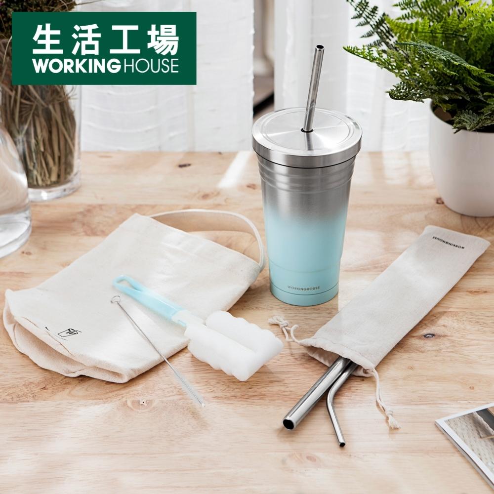 【週年慶↗全館8折起-生活工場】環保袋著走7件組