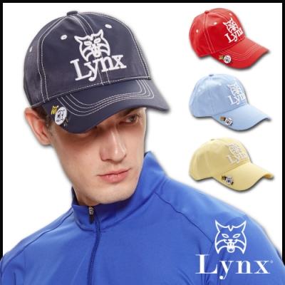 時時樂限定!【Lynx Golf】果嶺動時尚!運動帽(7款任選)