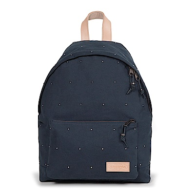 EASTPAK Padded Sleekr系列後背包 Studded Navy