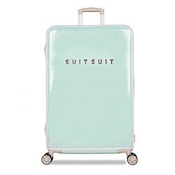 SUITSUIT Fabulous PC塑膠 行李箱保護套28吋-薄荷綠