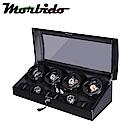 Morbido蒙彼多搖錶器 大容量自動機械錶收藏盒/自動上鍊盒(8+9只入)