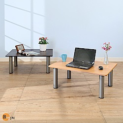 《BuyJM》低甲醛穩重型茶几桌/和室桌(80*60公分)-DIY