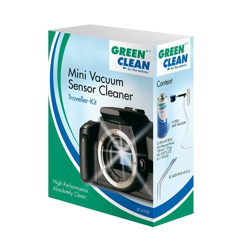 GREEN CLEAN- CCD/CMOS清潔旅行組 SC-4100 product image 1